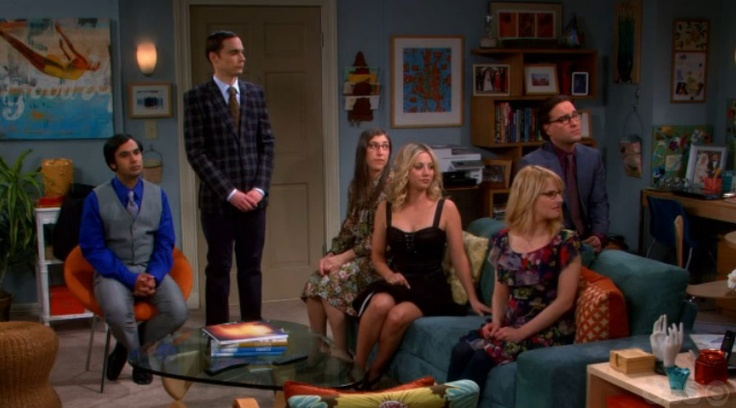 The Good Life by Cory Steffan featured on The Big Bang Theory! The Closet Reconfiguration aired March 14, 2013. Check it out in the top left corner