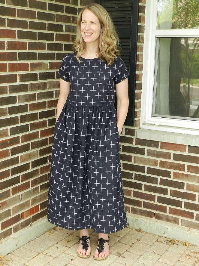 Inari Dress Hack – Fa Sew La