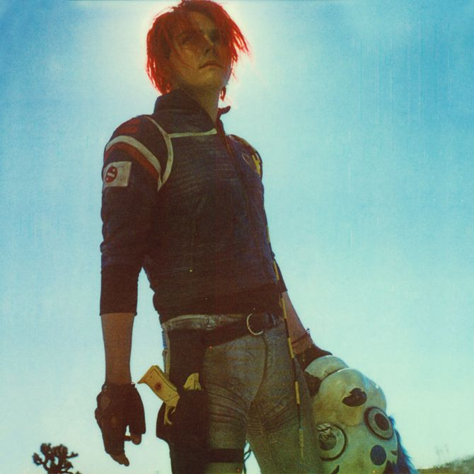 G.Way as Party Poison by Neil Krug