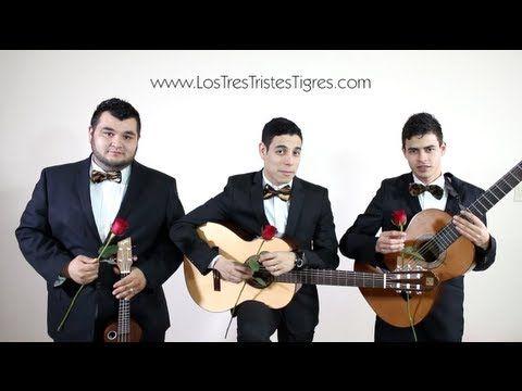 """Los Tres Tristes Tigres """"Canción sincera"""""""