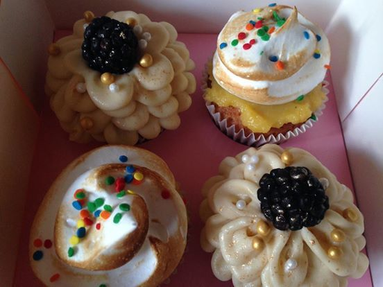 Birthday Cupcakes