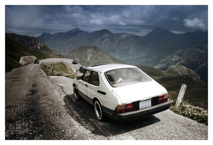 Saab 900 alpine tour | Flickr - Photo Sharing!