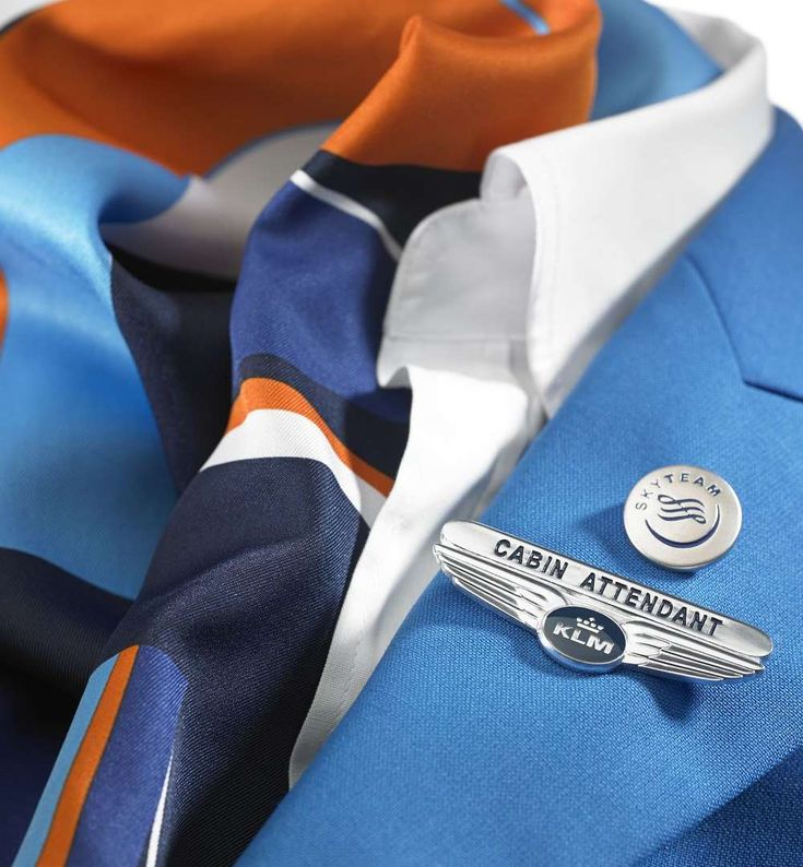 The ins&outs of the KLM uniform. #KLMblog http://klmf.ly/1Gm4kAX