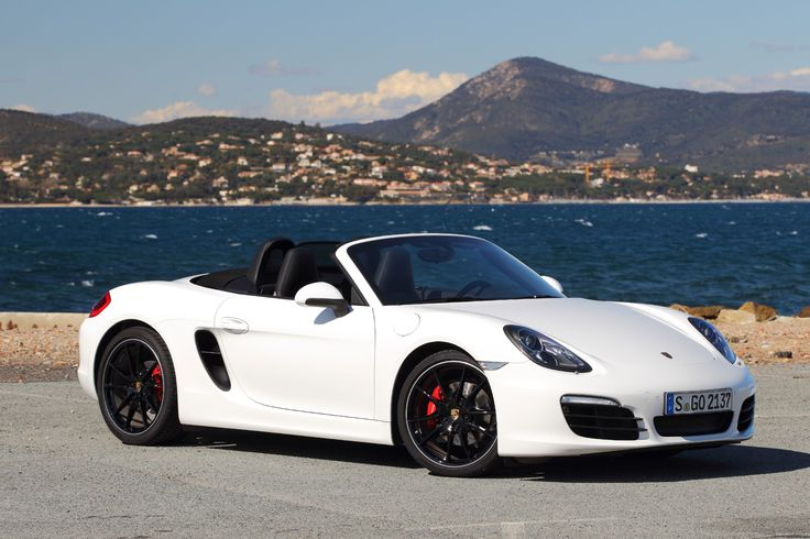The 2014 Porsche Boxster is one of the top rated convertibles on TCC.