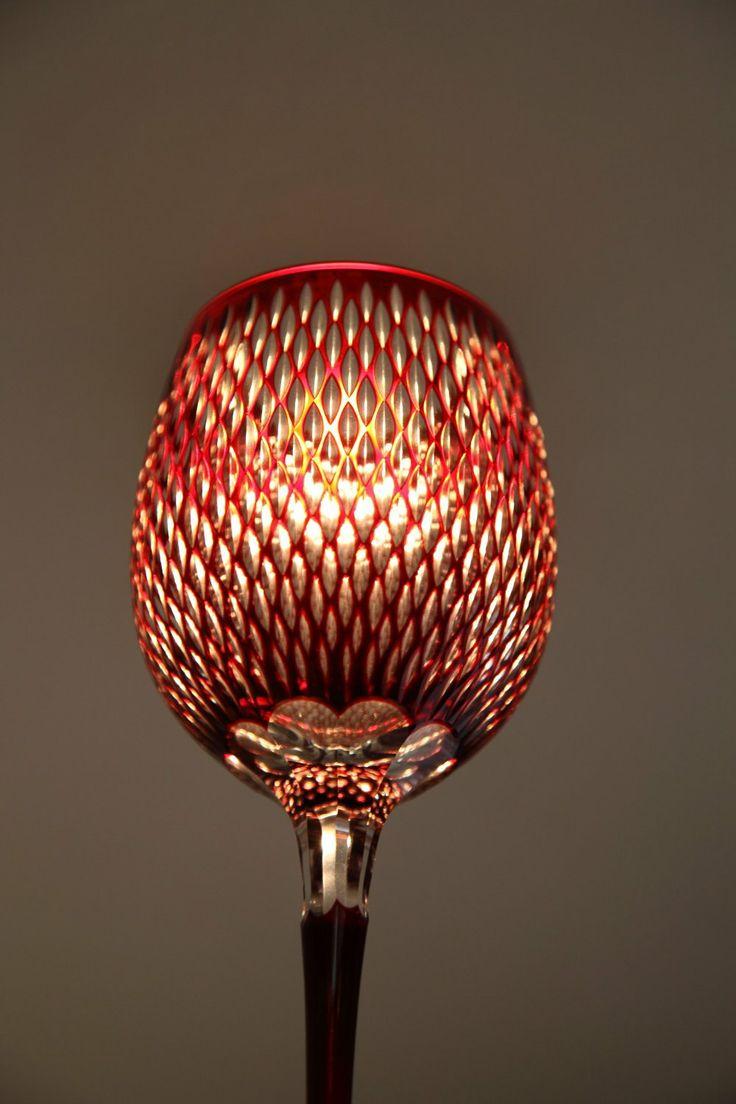 edo kiriko glassware