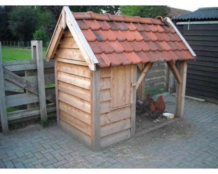 Bekijk de foto van marieke1 met als titel landelijk kippenhok. leuk voor in de tuin en andere inspirerende plaatjes op Welke.nl.