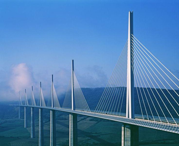126 best Puentes images on Pinterest | Bridges, Architects and ...