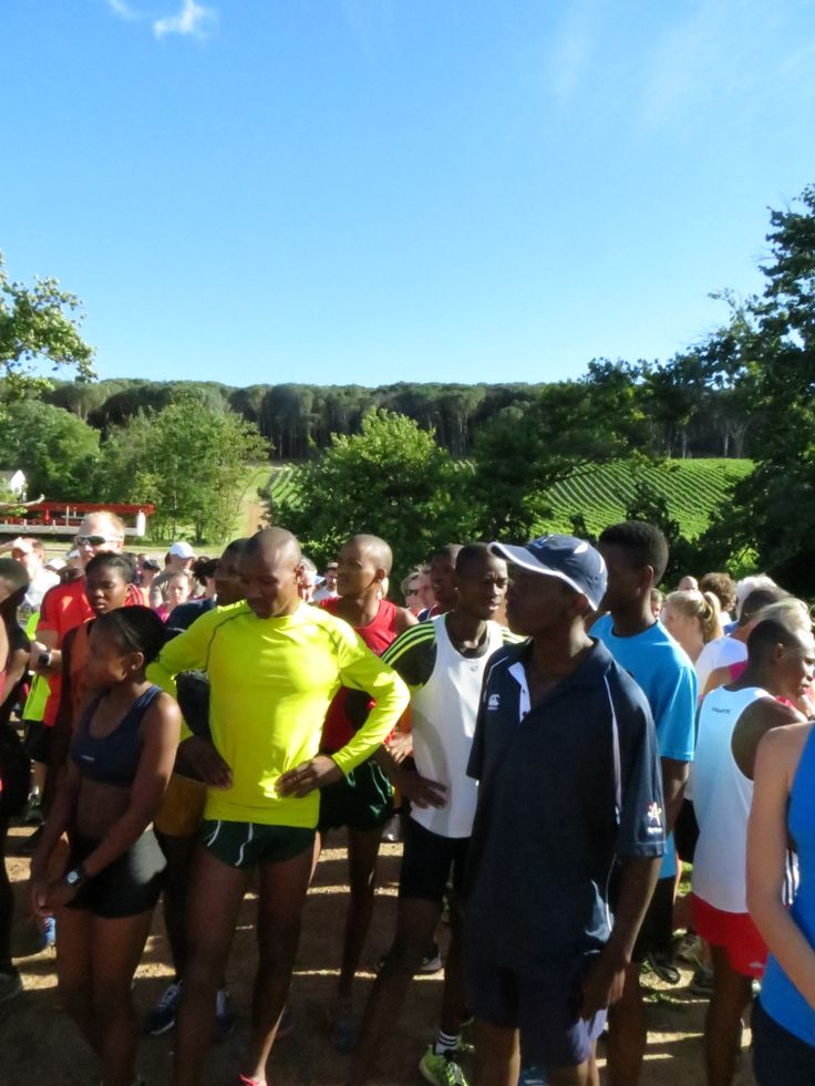 Root 44 Parkrun - final time trial!