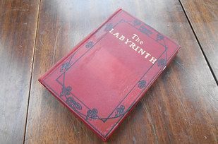 "Labyrinth Cover For Kindle Fire Or iPad Mini, $40+ | 18 Magical Gifts For ""Labyrinth"" Lovers"
