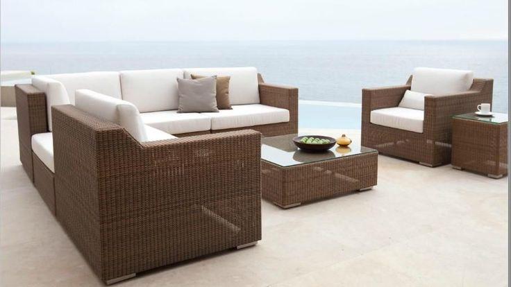 2017 Trade Assurance Rattan home rattan garden furniture sale #GardenFurniture