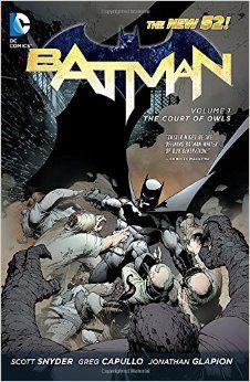 Batman: The Court of Owls (Part 1)
