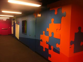 Church Indoor Playground and Creative Themed Kids Area at Kelview Heights Baptist Church ~ Worlds of Wow Blog