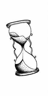 Image result for photo realism hourglass shaped tattoo
