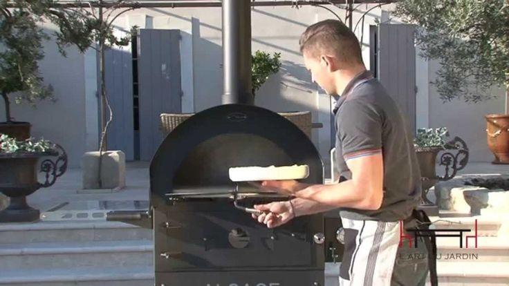 L'Art du Jardin Alsace Wood Fired Outdoor Pizza Oven � Patio & Pizza