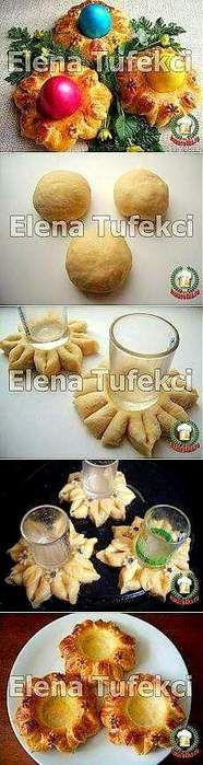 Красивейшая выпечка, мк в фотографиях, много интересных и хороших идей - Простые рецепты Овкусе.ру