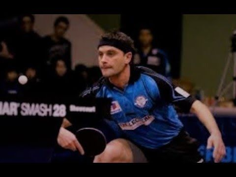 Kalinikos Kreanga - The Dream Backhand (All Out Attack)