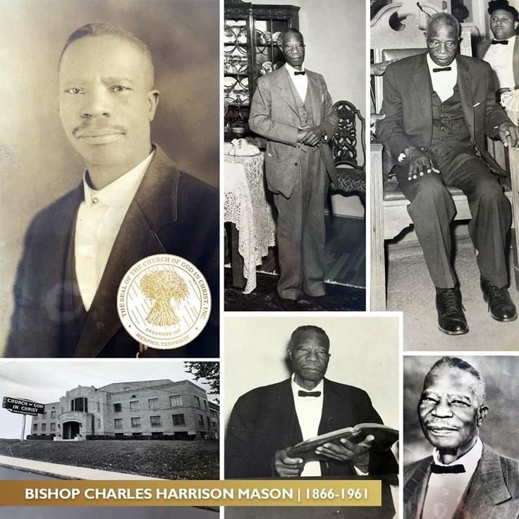 bishop charles mason Recently an apparent attack was levied against the founder of the church of god in christ, bishop ch mason, claiming that he had used the art of black magic and divination as a method to both divine the saints of god and deliver the message of pentecostalism to his followers.