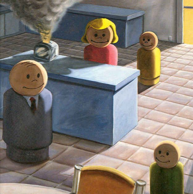 Sunny Day Real Estate, Diary