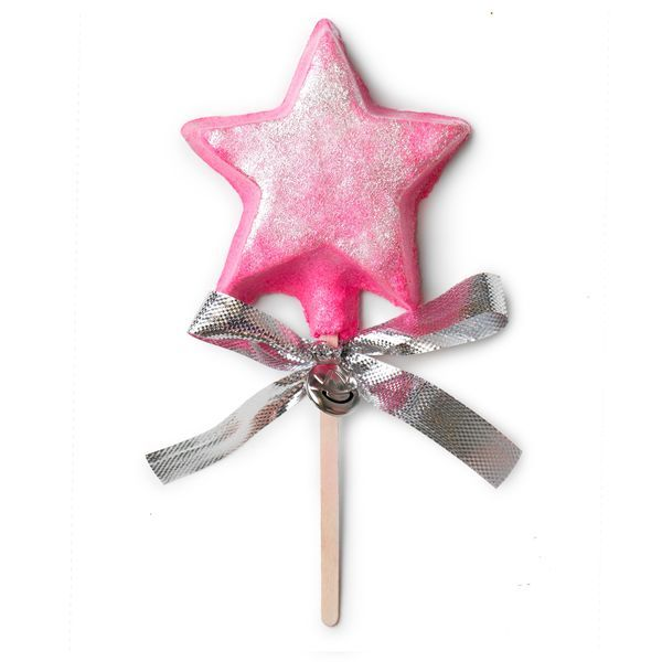 Magic Wand Reusable Bubble Bar: Close your eyes, swish your Magic Wand in the tub as it fills, and your wish for mounds of sweet cotton candy-scented bubbles will be granted!