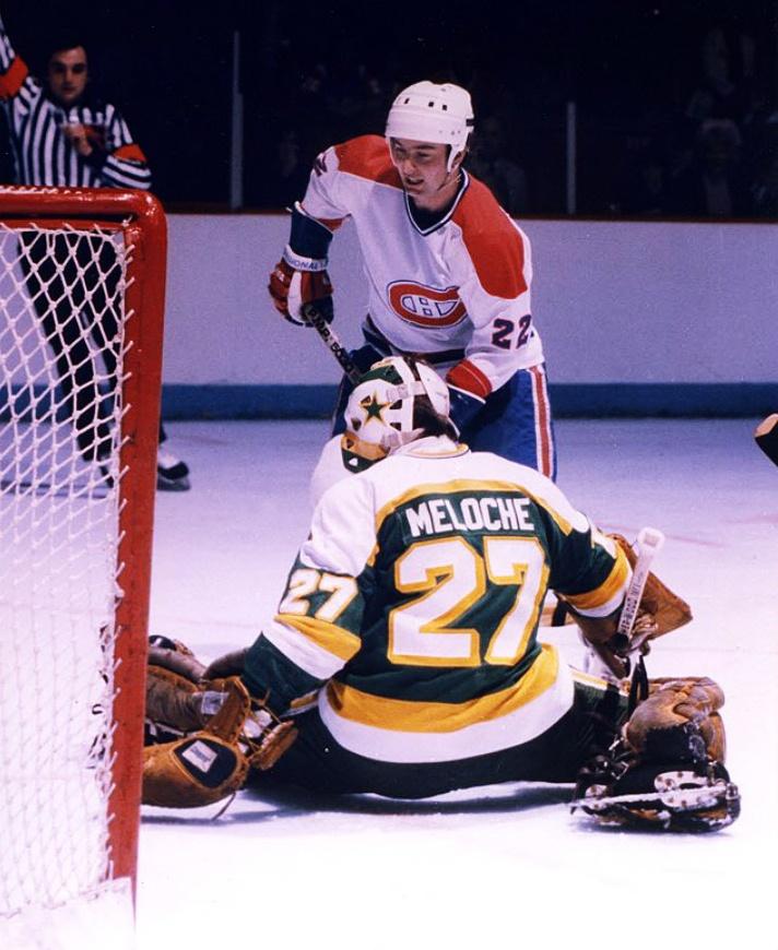 Steve Shutt : Il joue un total de douze saisons avec le Canadien de Montréal et remporte cinq Coupes Stanley. Il fait ainsi partie de la dynastie des Canadiens qui gagne quatre coupes consécutives dans les années 1970. En 1976-1977, Shutt est une des figures dominantes de l'équipe des Canadiens qui ne perd que huit parties durant la saison.