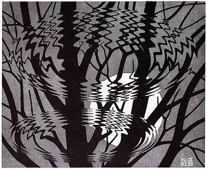 Escher (poster)