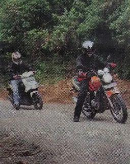Paddock Bikers: 3 Riding Untuk Antisipasi Jalan Beragam