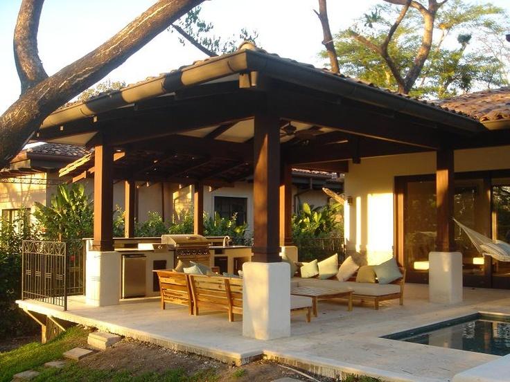 Backyard patio ideas with above ground pool backyard patio ideas - Bbq Area Lapa Ideas Pinterest Ideas