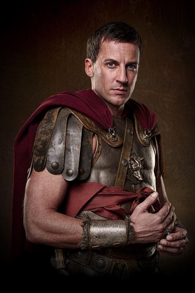 Gaius Claudius Glaber - Craig Parker | Superiorly Speaking ...