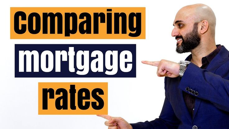 How to compare mortgage rates between the banks in Canada (and save your...