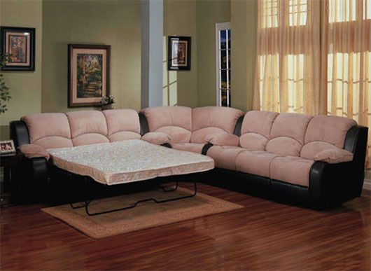 Best 25 Sectional sofa with sleeper ideas on Pinterest