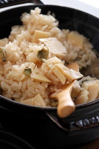 筍とあさりの炊き込みご飯。 by 栁川かおり   レシピサイト「Nadia ...