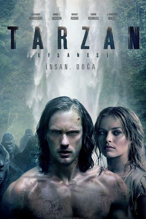 Watch The Legend of Tarzan FULL MOVIE HD1080p Sub English ☆√☆[2018]☆