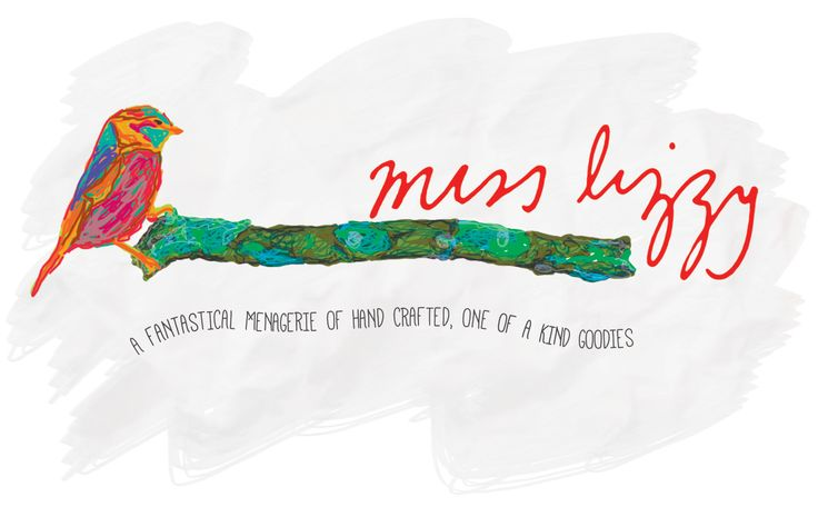 Wren & Rabbit Event Production - miss lizzy Logo