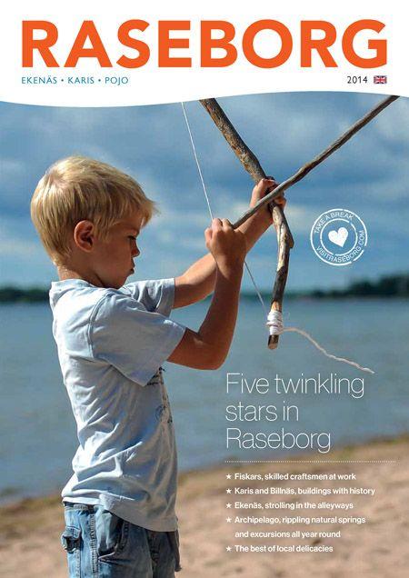 Raseborg Tourist brochure 2014