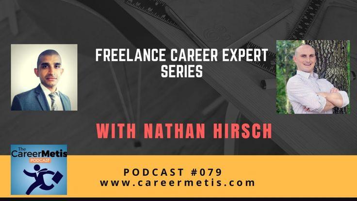 #79 – Freelance Career Expert Series : Nathan Hirsch from Freeeup.com