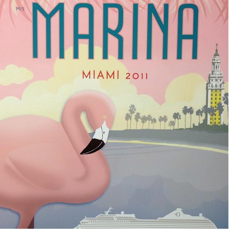"Oceania Cruises celebra i suoi primi ""10 years at sea"", Marina"