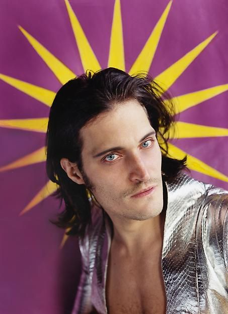 Vincent Gallo by David LaChapelle