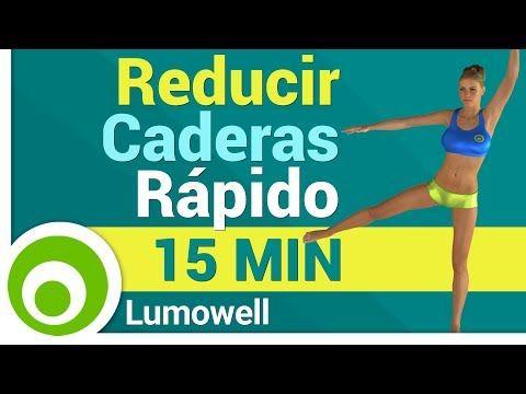 Reducir Caderas Rápido - YouTube