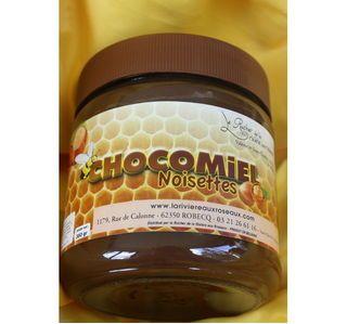 CHOCOMIEL NOISETTES 350 gr