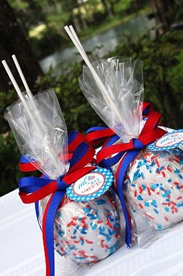 59 best 4th of July Favors images on Pinterest | Favors, Gifts and ...