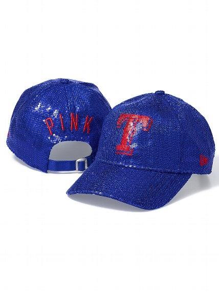 PINK Texas Rangers Bling Baseball Hat #VictoriasSecret http://www.victoriassecret.com/pink/texas-rangers/texas-rangers-bling-baseball-hat-pink?ProductID=106223=OLS?cm_mmc=pinterest-_-product-_-x-_-x