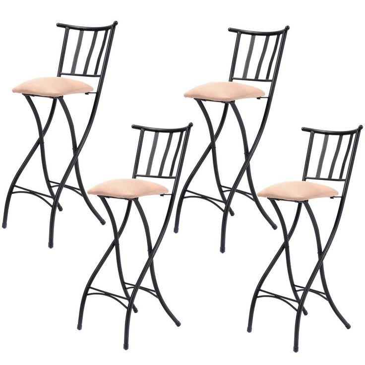 best 25 folding bar stools ideas on pinterest bar table and stools custom bar stools and. Black Bedroom Furniture Sets. Home Design Ideas