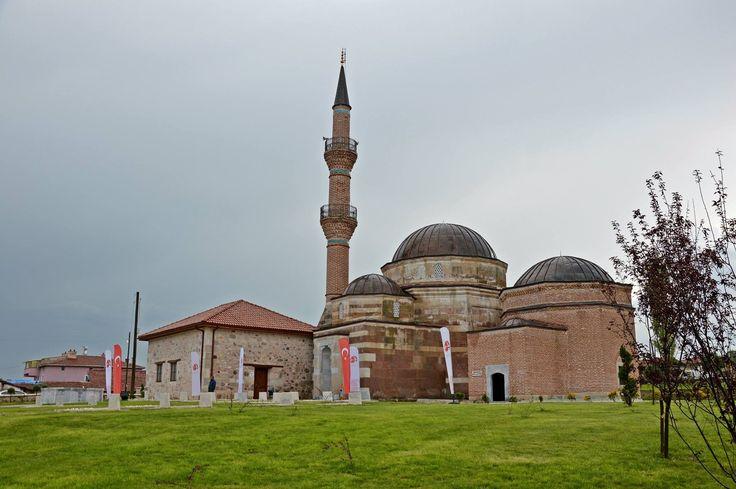 Seyyid Sultan Şuceaddin Veli Türbesi - Seyitgazi - Eskişehir  Selcuk Manaz