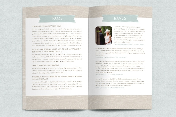 how to create an e brochure free