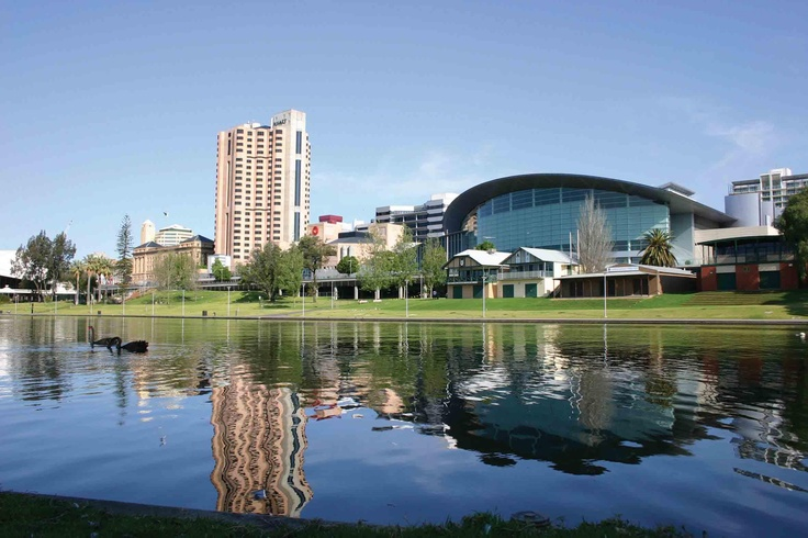 Adelaide City - Australia  مدينة أديلايد - أستراليا
