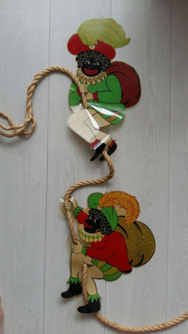 Sinterklaas etalage