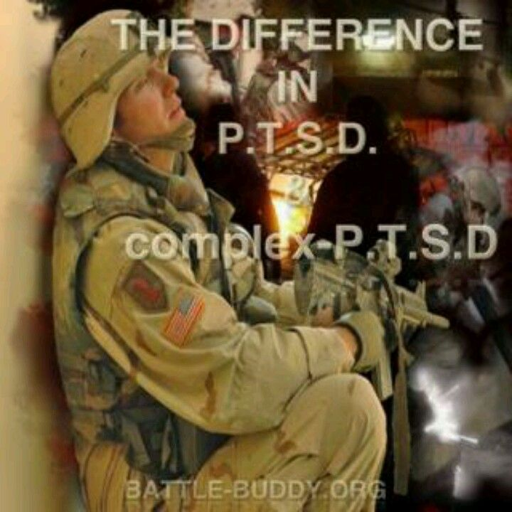 Difference between C-PTSD & PTSD Although similar, Complex Post Traumatic Stress Disorder (C-PTSD) differs slightly from the more commonly understood & diagnosed condition Post Traumatic Stress Disorder (PTSD) in causes and symptoms. . #hawaiirehab www.hawaiiislandrecovery.com