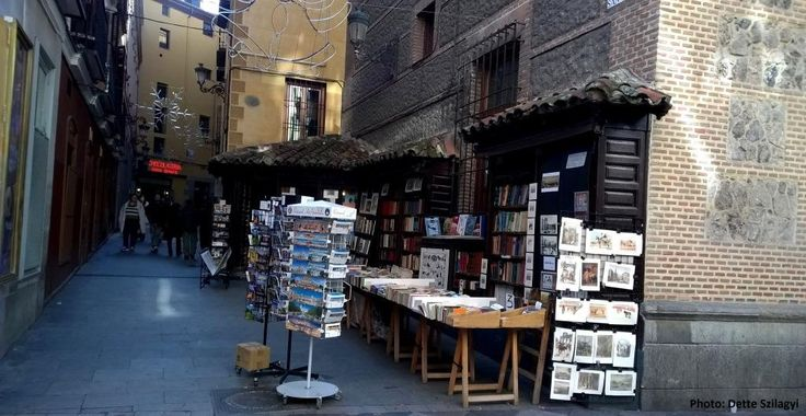 The book corner, Calle Arenal