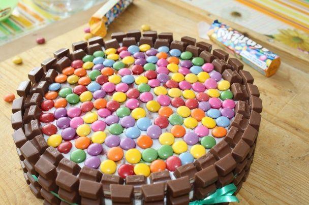 Kinder torta (fotorecept) - obrázok 13