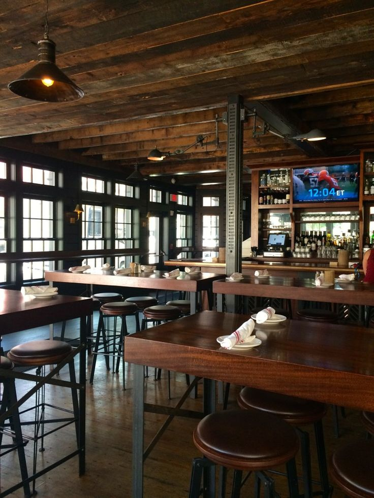 Restaurant Love: Midtown Oyster Bar | The English Room